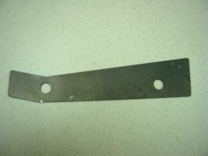 Access Cover Counter Plate