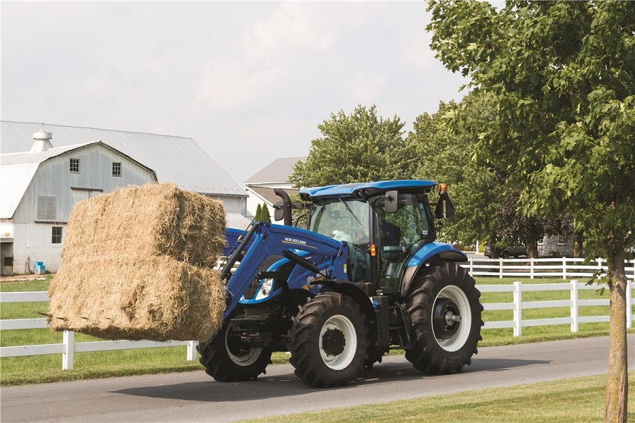Tractors Archives New Holland Rochester