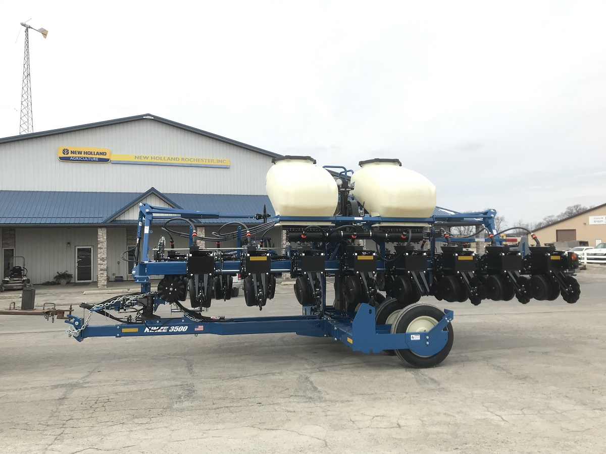 New 2019 Kinze 3600 Planter For Sale Rochester Indiana