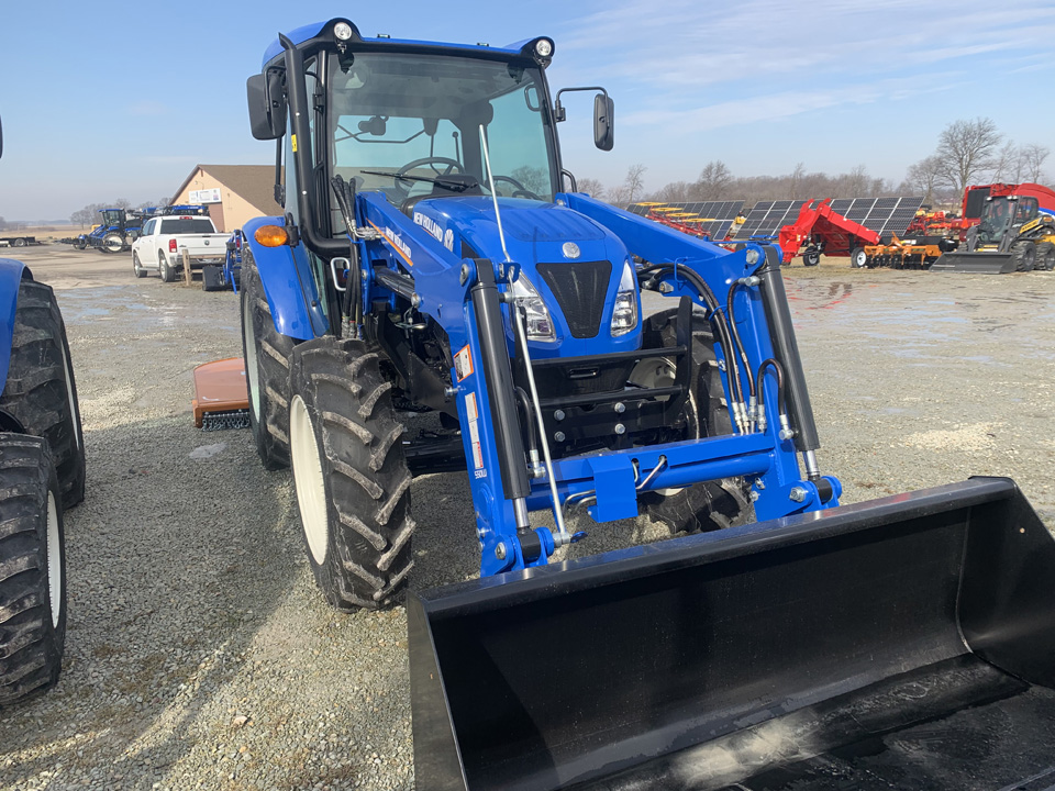New Holland Workmaster 75 Tractor For Sale Rochester Indiana