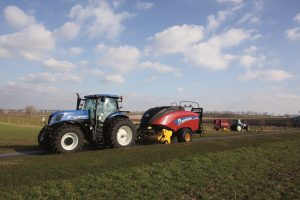 Baleskiis Bale Liners from New Holland