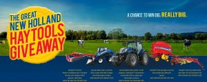 The Great New Holland Haytools Giveaway